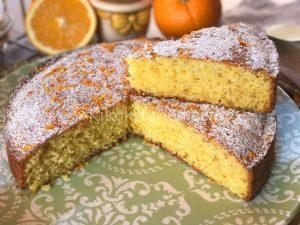 torta arancia