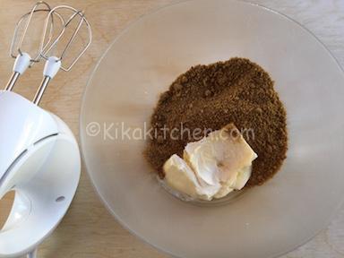 burro e zucchero di canna
