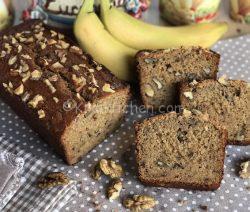 Banana bread, il plumcake alla banana americano