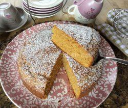 torta allo yogurt integrale