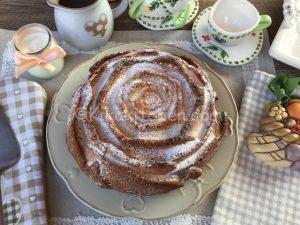 torta senza bilancia