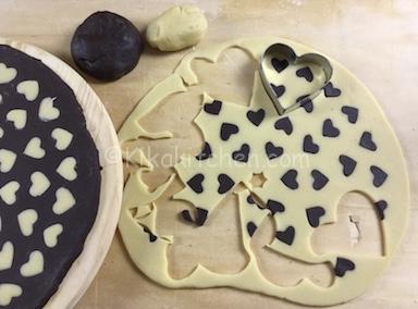 coem fare i biscotti con i cuoricini
