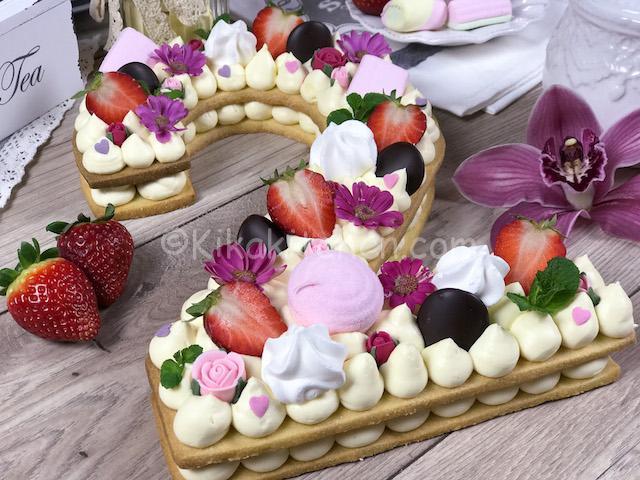 Cream Tart Cake Il Tormentone Del Momento Kikakitchen