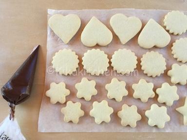 decorare biscotti gluten free