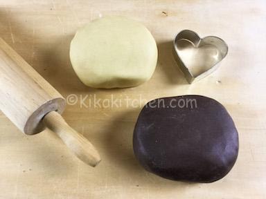 ingredienti biscotti cuore