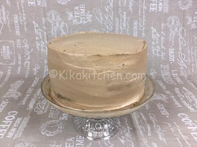 stuccare la torta