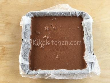 torta 3 strati cioccolato
