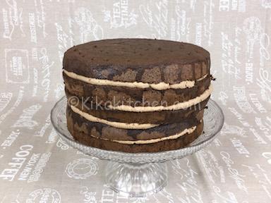 torta 5 strati