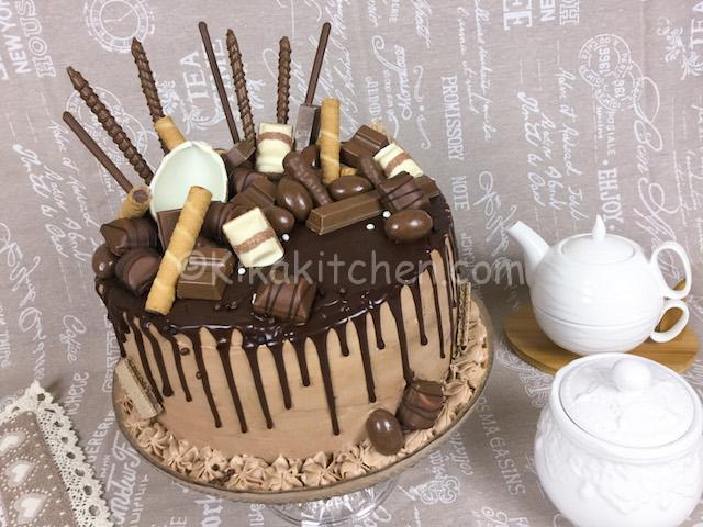 torta gocciolante