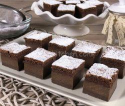 torta magica cioccolato
