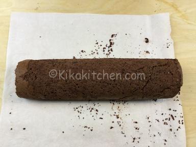 rotolo al cacao