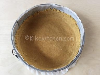 base biscotti sbriciolati