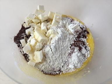 come fare la frolla al cacao