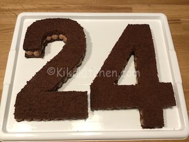 cream tart due numeri