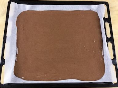 teglia pasta biscotto cacao