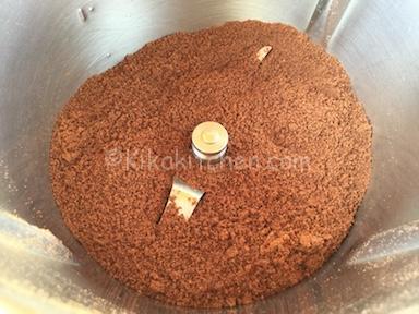 biscotti cacao tritati
