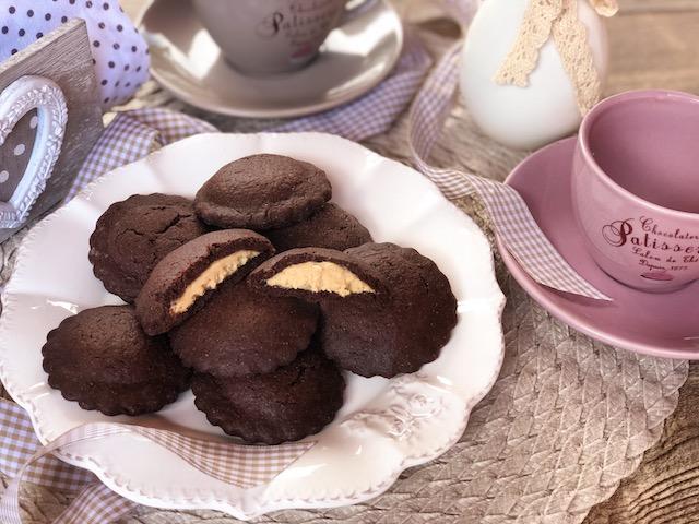 biscotti ripieni di nutkao