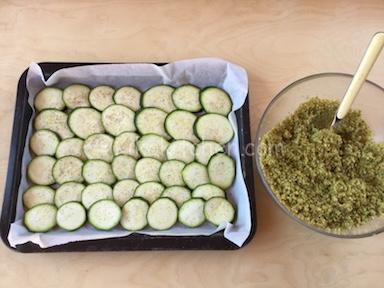 come fare zucchine gratinate