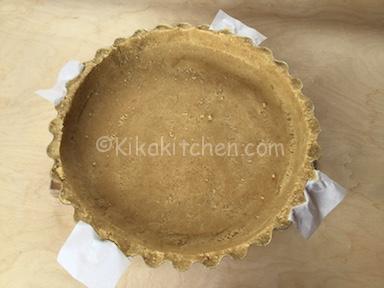 base crostata senza cottura