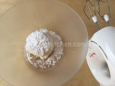 mascarpone e zucchero