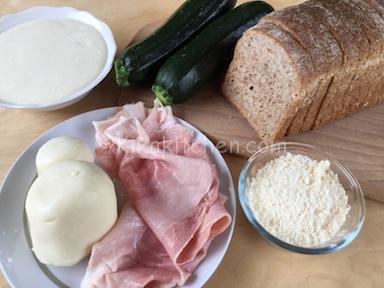 ingredienti sformato di pancarrè