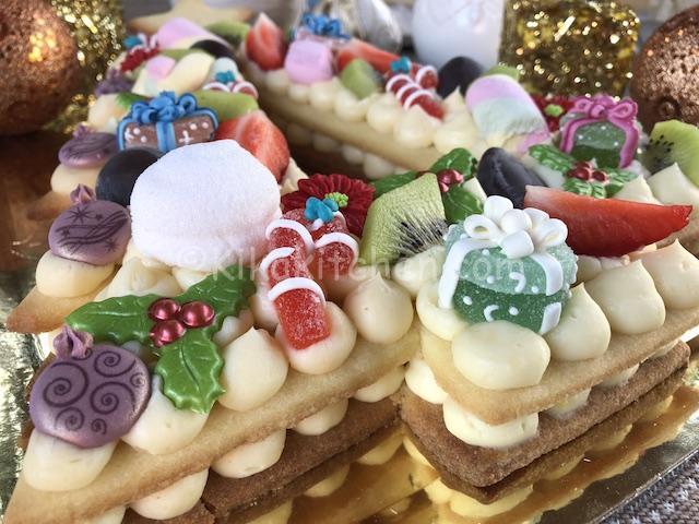 particolare cream tart