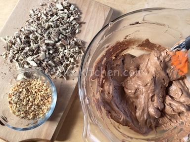 come fare la crema rocher