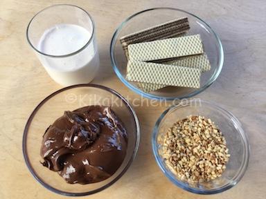 ingredienti crema rocher