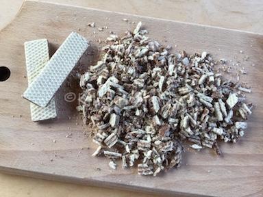 wafer sbriciolati