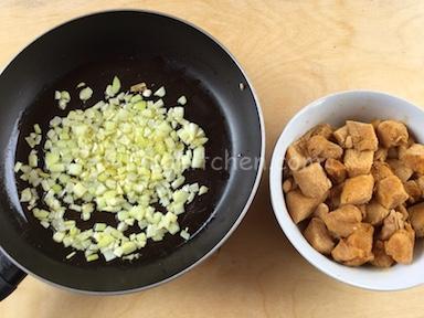 cipolla e pollo